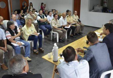Consejo Integral de Seguridad en General Acha