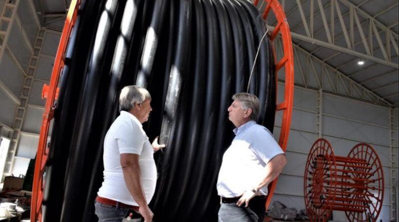 Ziliotto quiere industrias de vanguardia, con apoyo del Estado y el BLP
